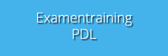 Examentraining PDL