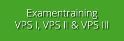 Examentraining VPS I, II EN III