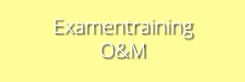 Icon Examentraining OenM